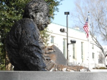 The Einstein Statue