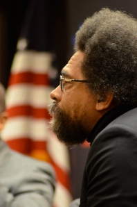Dr. Cornell West.