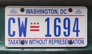 D.C. Plate