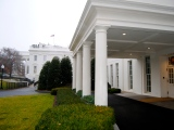 Guided footsteps through the West Wing
