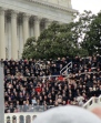 Obama delivers his inaugural address!