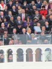 Obama's inaugural address.
