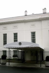 The Entrance to the West Wing