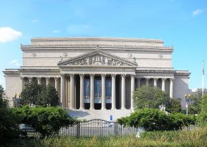 I cannot wait to visit the National Archives.