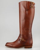 Dorado Buckled Leather Riding Boot at Neiman Marcus. $589