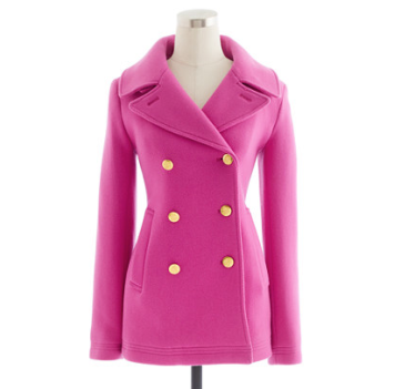 Majesty Coat at J.Crew. $189
