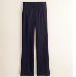 1035 Trouser in Superfine Cotton at J.Crew. $128