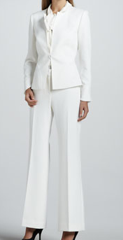 Albert Nipon Pantsuit at Nordstroms. $280