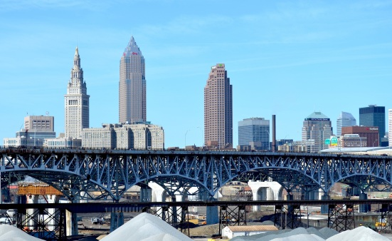 Cleveland, OH is the site of the 2016 Republican National Convention. Photo courtesy of Wikipedia