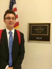 Austin Cannon at Sen. Rand Paul's office.