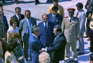 """Nixon and Assad"" Photo curtesy of Central Intelligence Agency - Flickr"