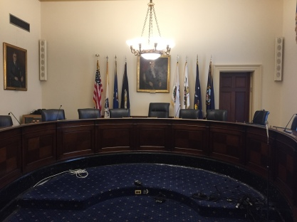 Some committee room