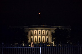 The White House. Photo by Grace Dunn