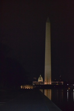 The Washington Monument. Photo by Grace Dunn