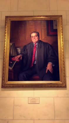 Supreme Court Justice Antonin Scalia Photo: Annie Hayes