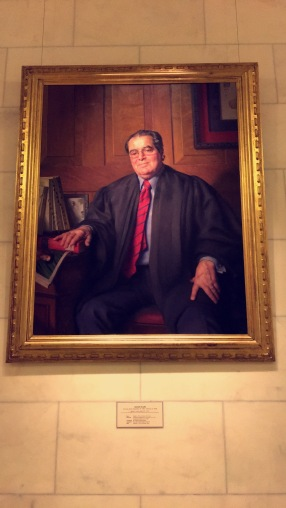 Supreme Court Justice Antonin Scalia Photo: Annie Hayes