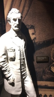 John Wilkes Booth, the man who shot President Lincoln   Photo: Annie Hayes