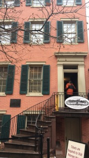 The house where Lincoln died, right across the street from Ford's Theatre   Photo: Annie Hayes