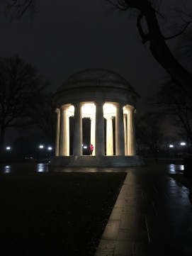 District of Columbia WWI Memorial   Photo: Annie Hayes