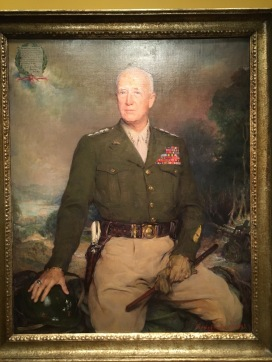 Military great, George S. Patton Jr. Photo credit: Harrison Yu