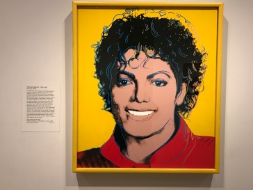Famed singer/songwriter Michael Jackson. (Photo Credit: Riley Fink)