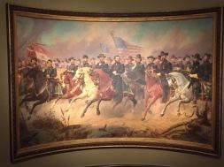 Grant and His Generals by Ole Peter Hansen Balling. Photo credit: Jack Feldman