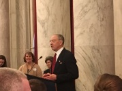 Sen. Chuck Grassley (R-IA). Photo credit: Harrison Yu